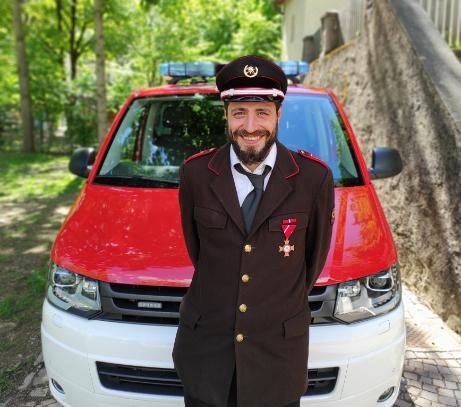 Obermarzoner Armin Vize-Kommandant